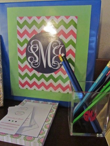 binder cover tutorial and freebies   { Bonjour Blue