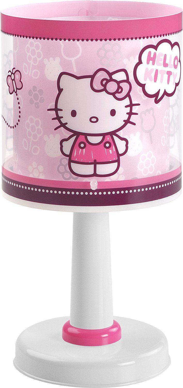 Süsse Hello Kitty Nachttisch Lampe für das Kinderzimmer
