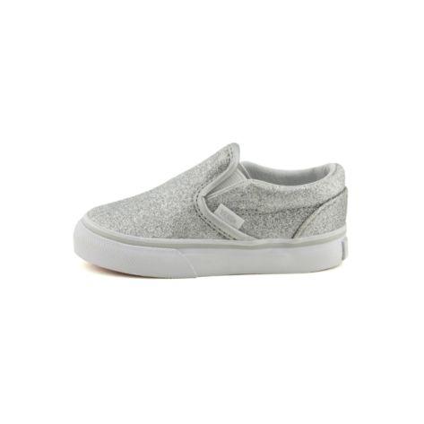 6623152d5f Toddler Vans Slip-On Glitter Skate Shoe