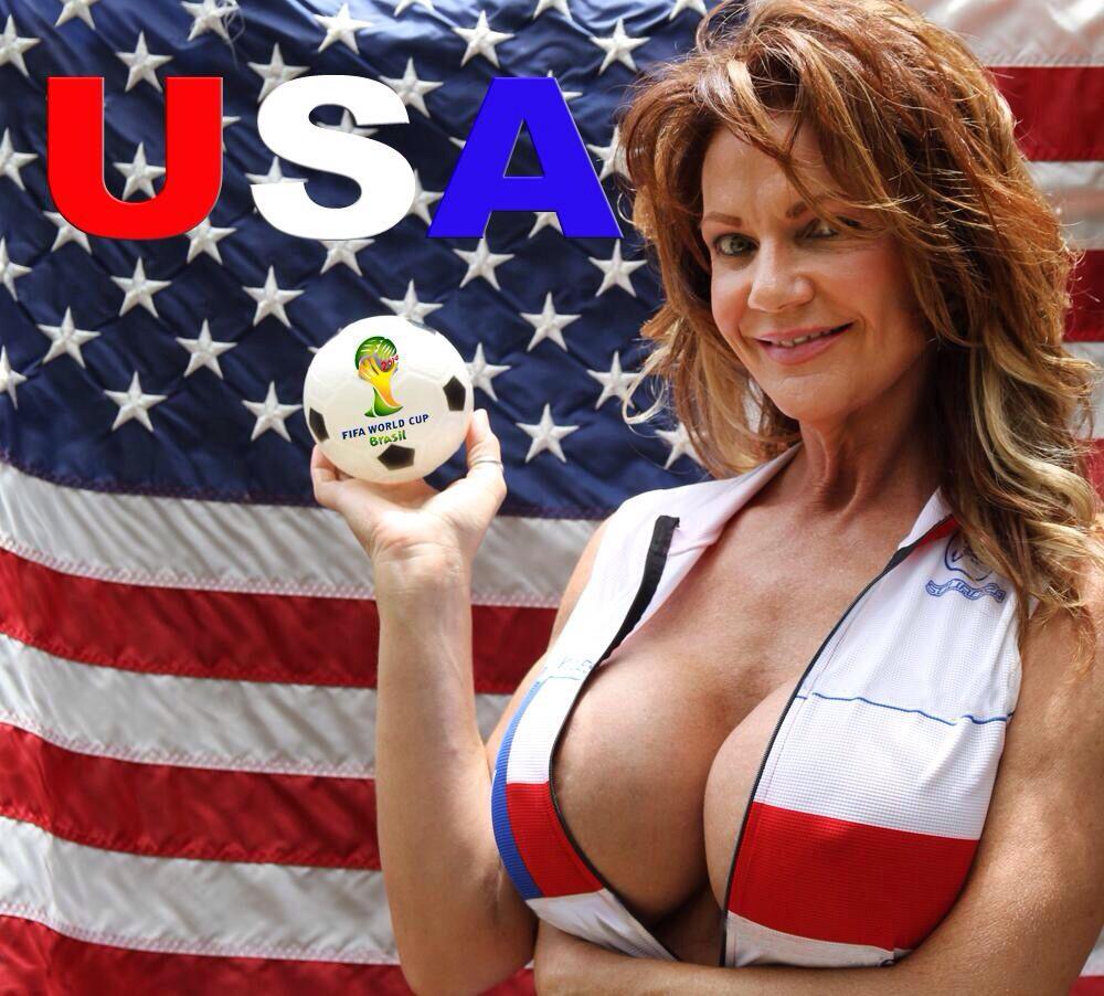 Lauren phillips in patriotic titty worship full hq free porn