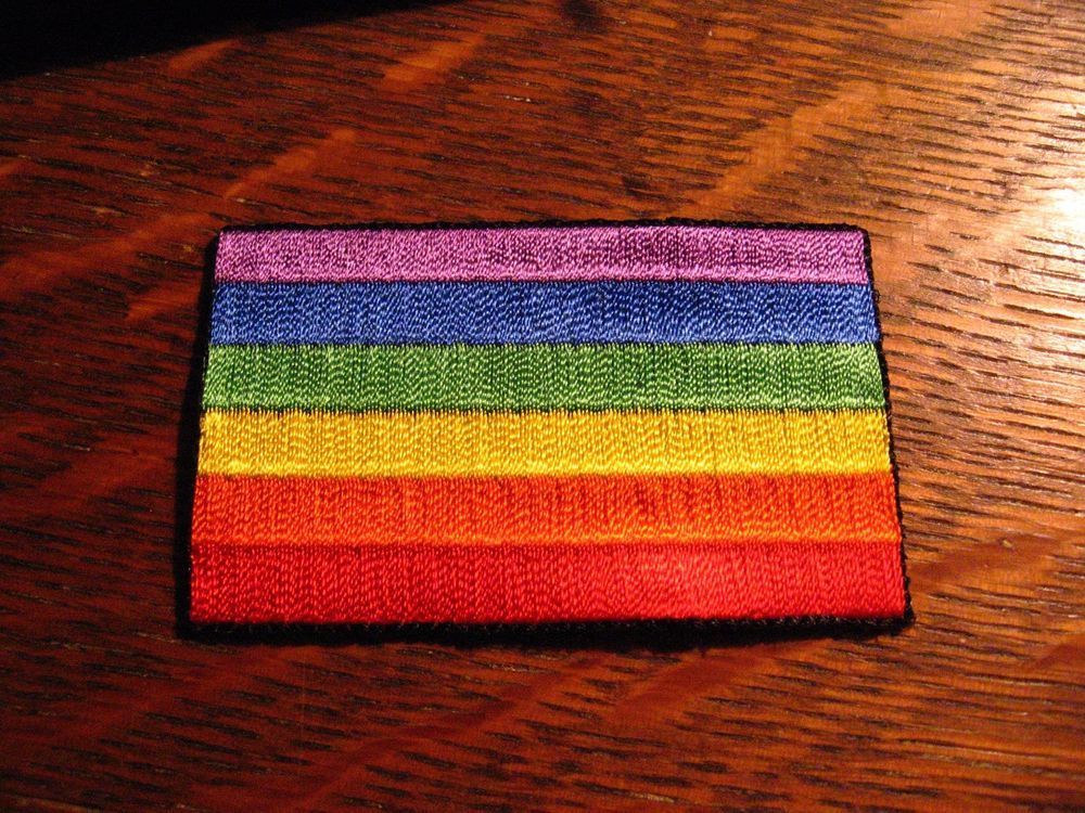 color movement Purple gay