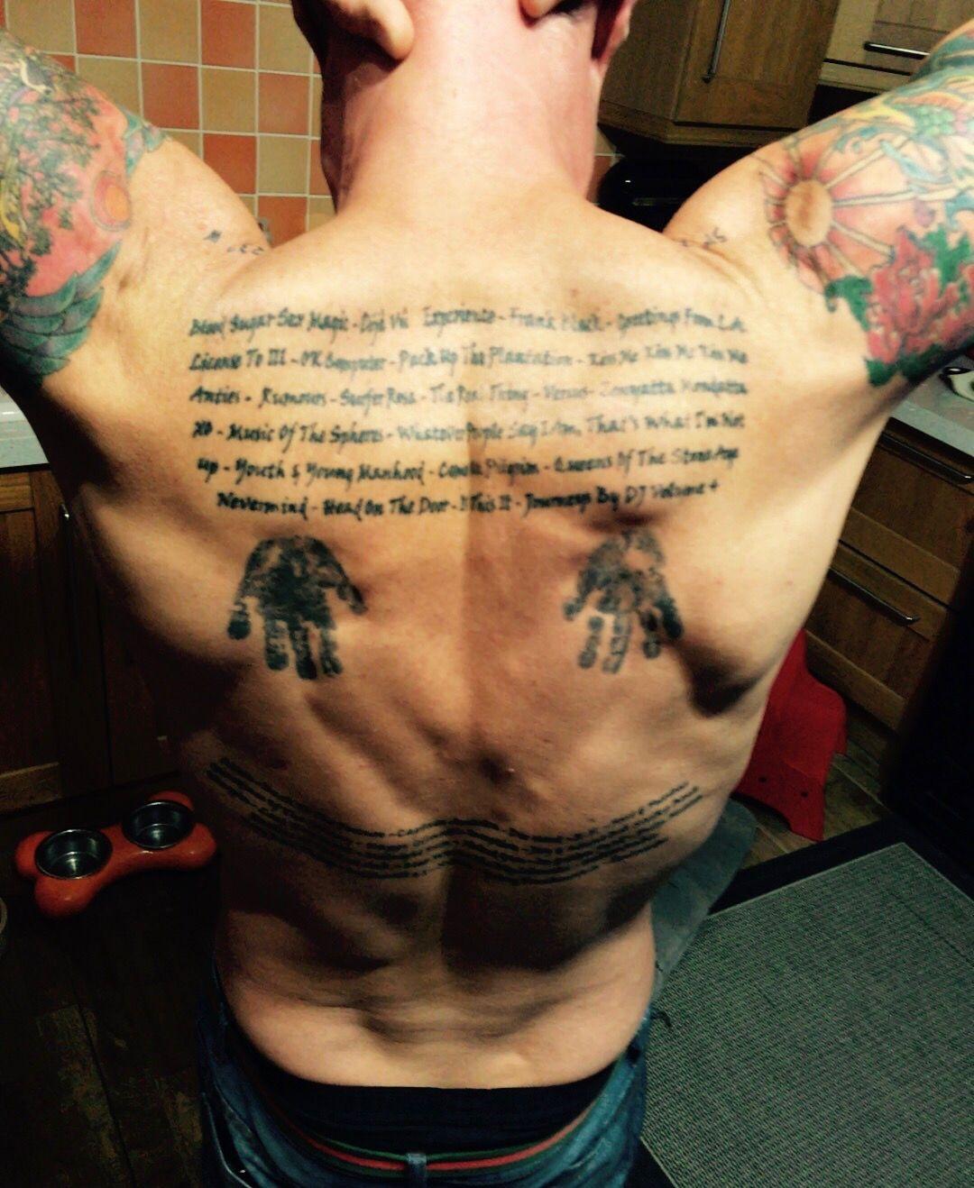 Back tattoos just my tattoos pinterest