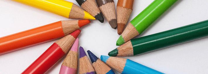 Волшебные палочки..? | Способы рисования цветными ...