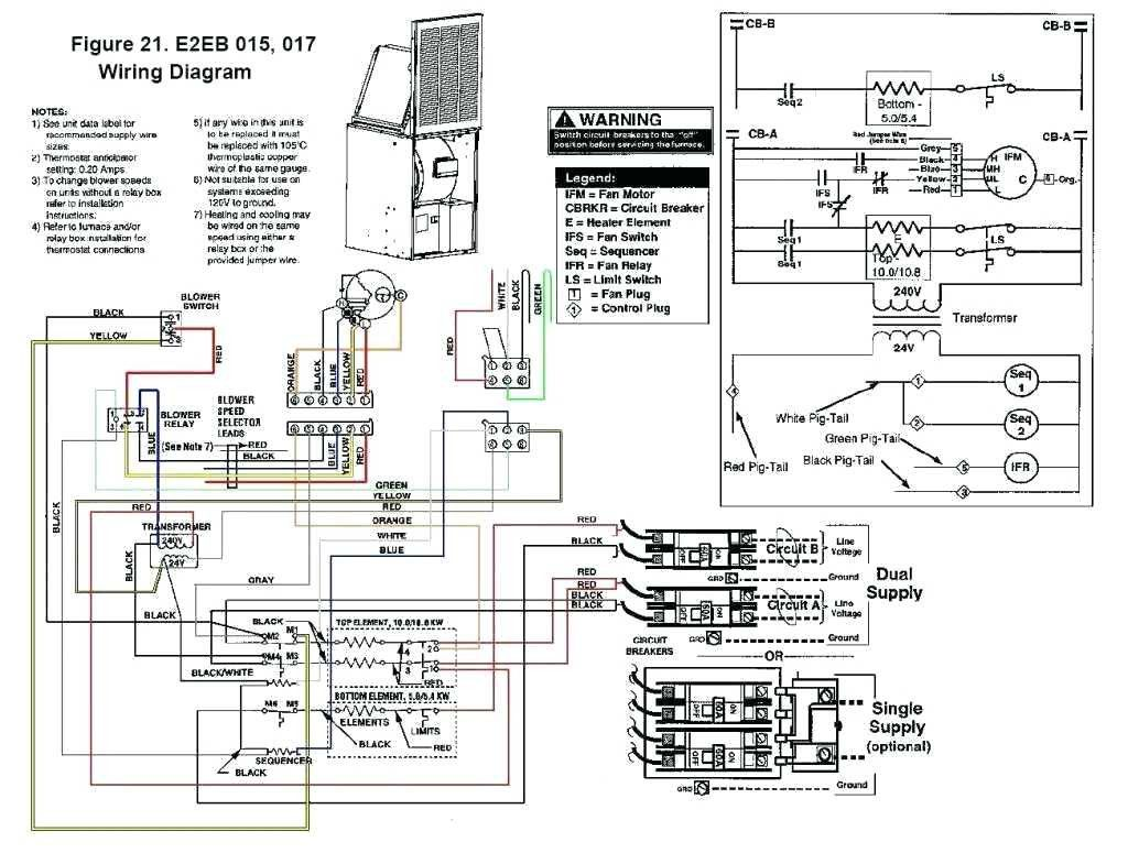 Intertherm Ac Blower Motor Wiring Diagram