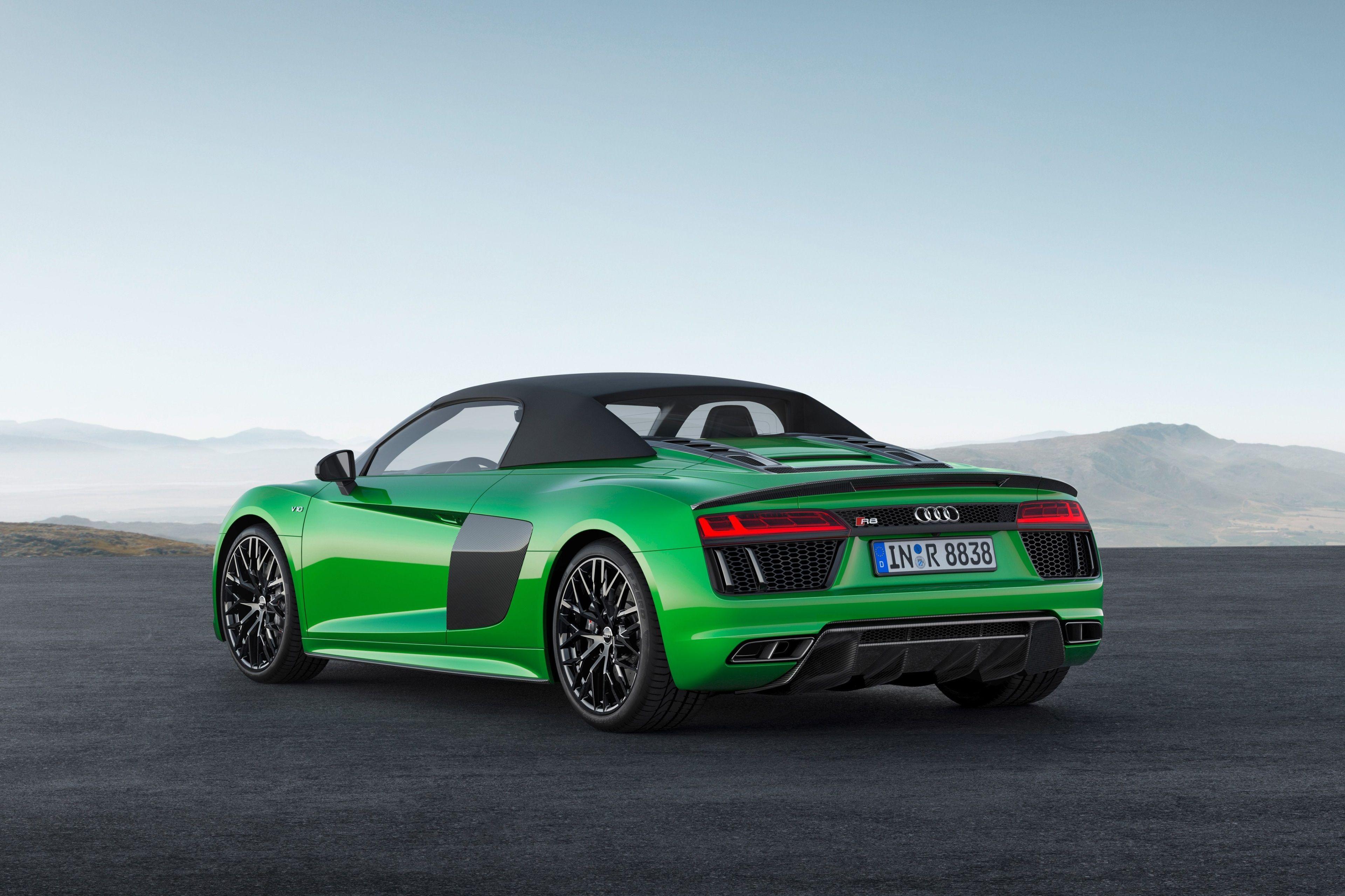 3840x2559 Audi R8 Spyder V10 Plus 4k Best Wallpaper Download