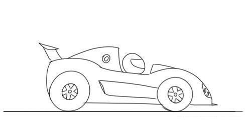 Desenho Para Colorir De Carros Disney: Desenhos De Carros Para Colorir: 35 Modelos Incríveis