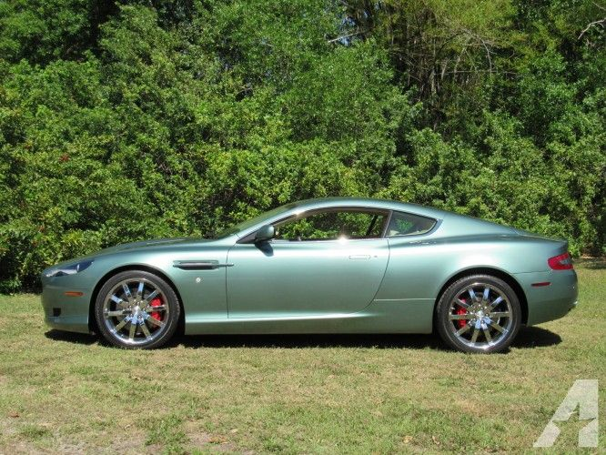 2005 Aston Martin Db9 Aston Martin Supercars Concept Super Cars