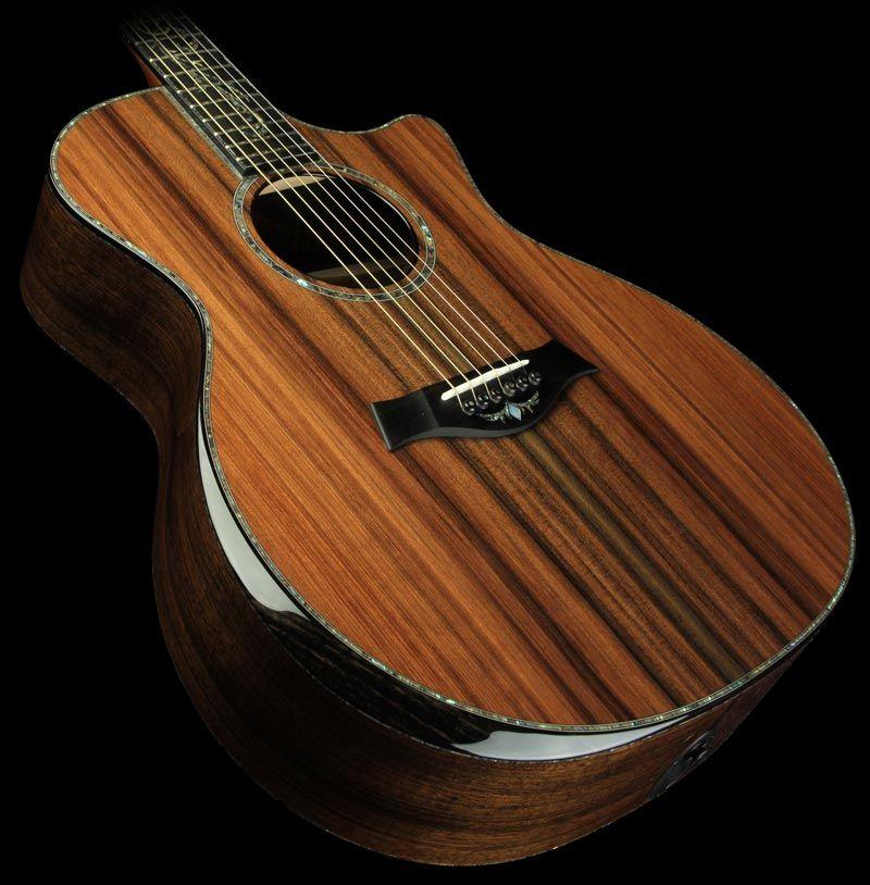 Taylor Ps14 Redwood Electric Acoustic Best Acoustic Guitar Acoustic Electric Guitar Guitar