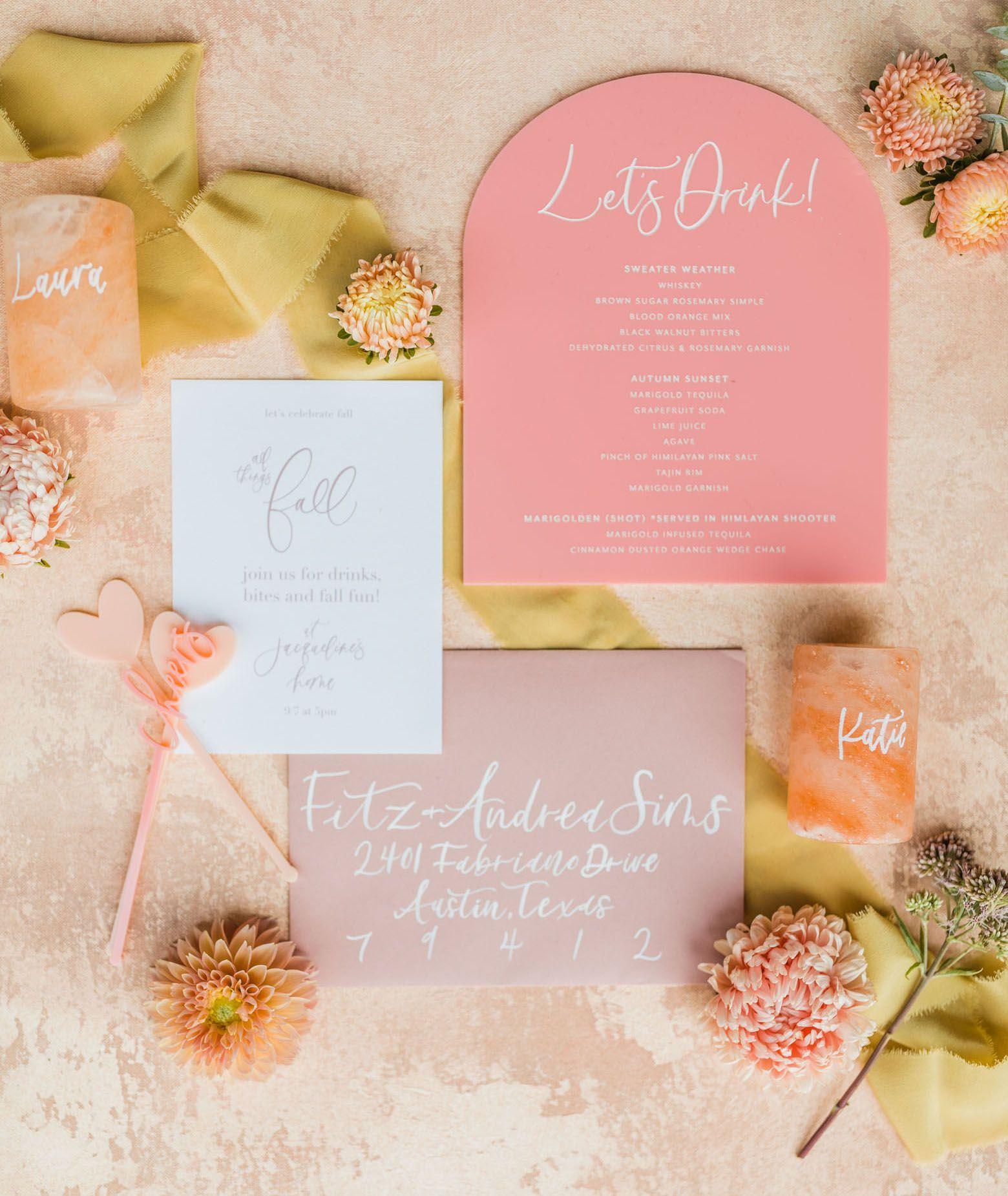 How To Host A Chic Fall Party At Home Green Wedding Shoes In 2020 Fall Party Invitations Wedding Invitations Fall Party