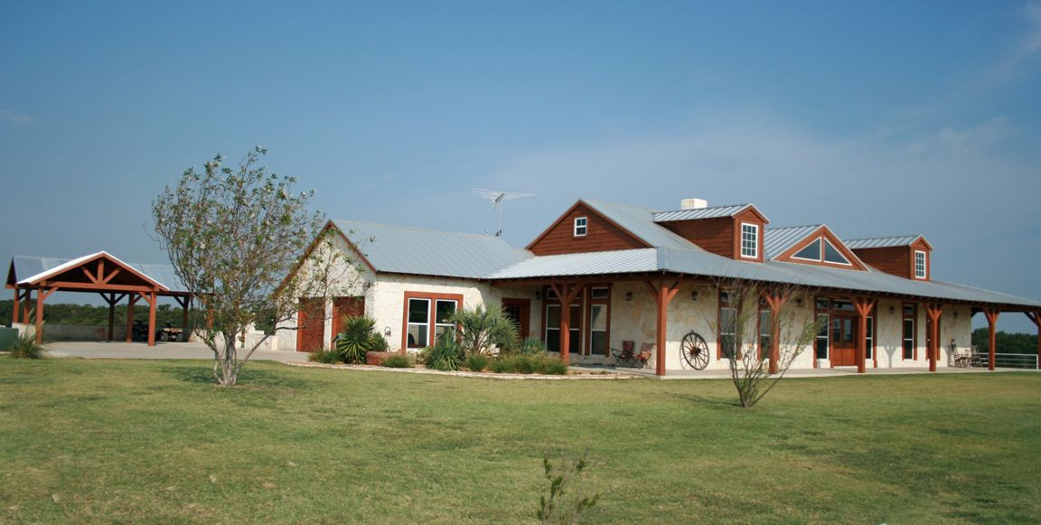 To Build Can T Wait Country Home Exteriors Ranch Style Homes Stone House Plans