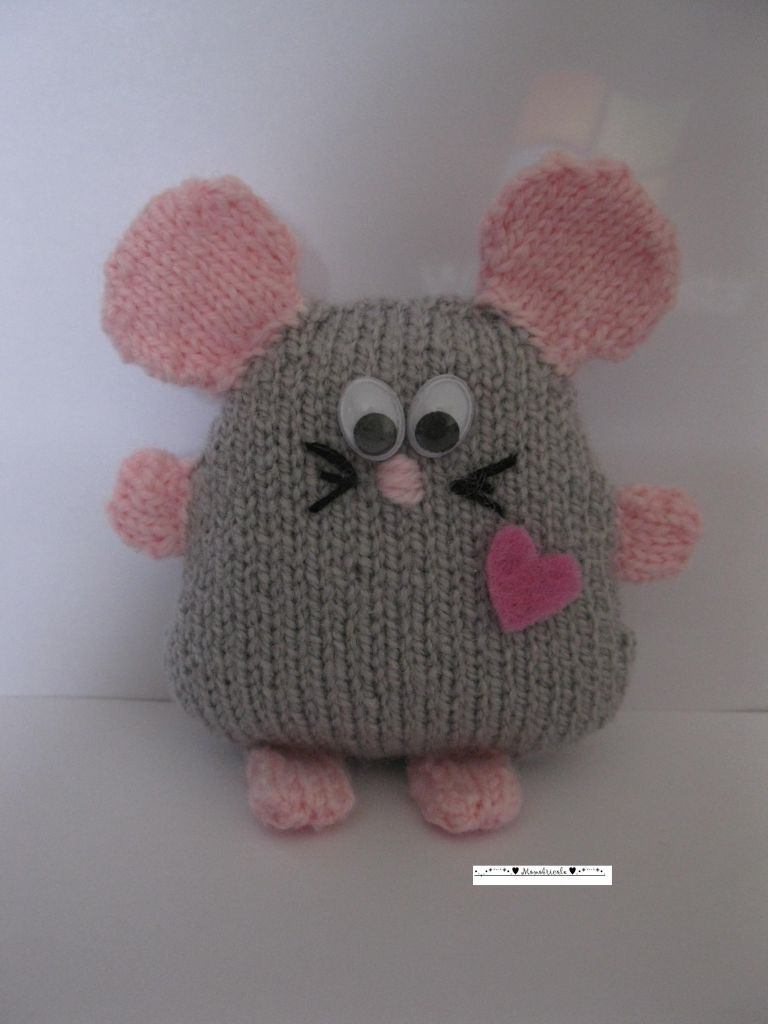 doudou un ours au tricot | Tricot, Knitting patterns and Crochet