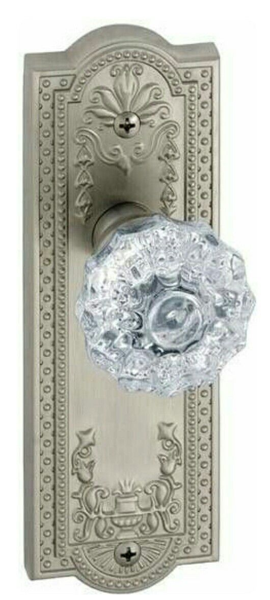Discover Ideas About Crystal Door Knobs