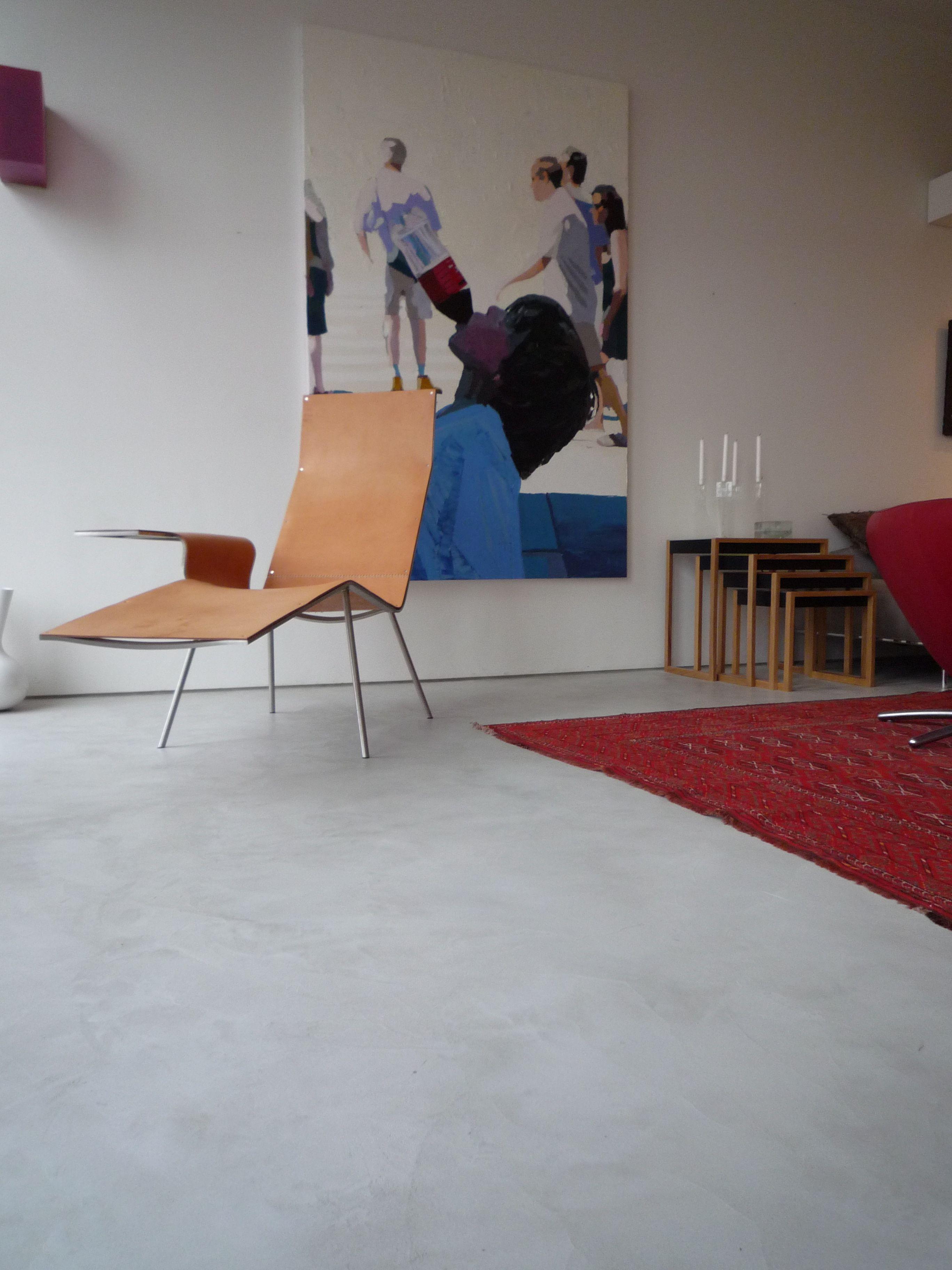 inspiratie beeld beton look vloer wist je dat molitli