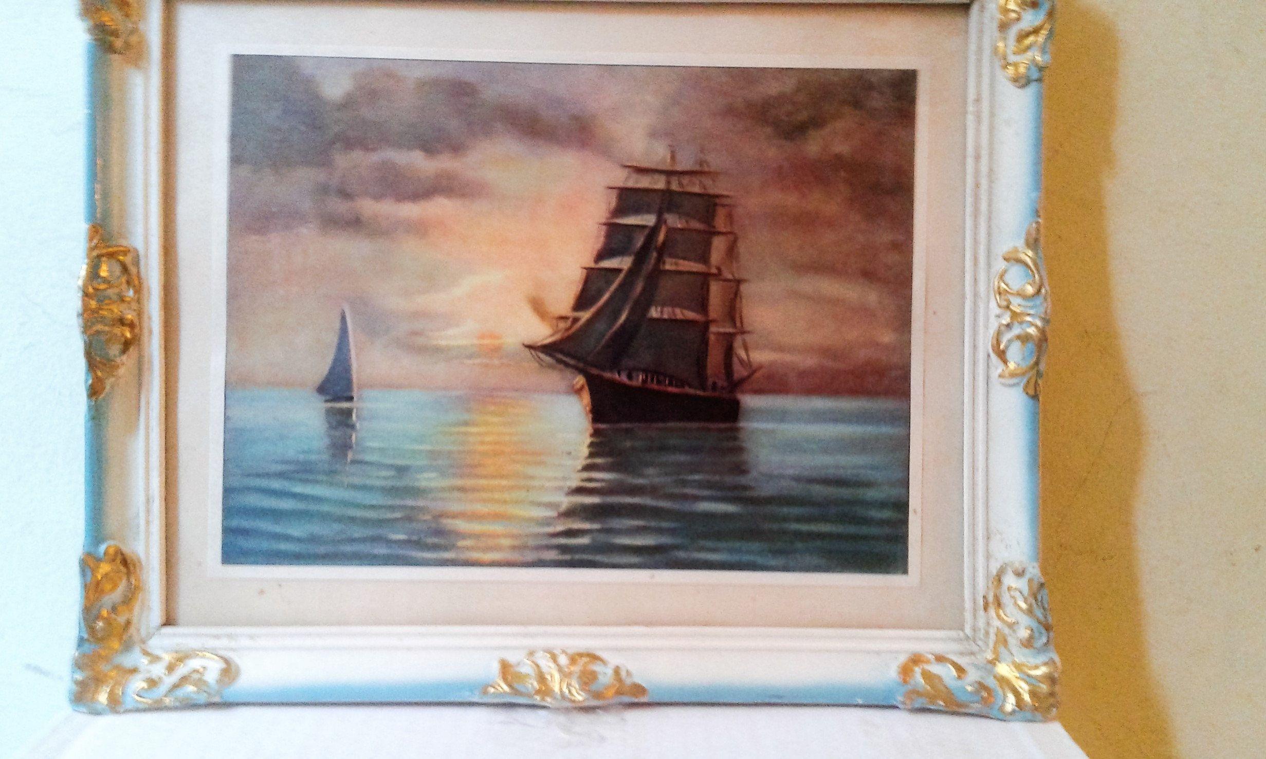 Crochet Pour Tableau Lourd tableau pour décoration murale avec crochet vintage . de la