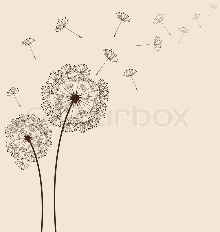 bildergebnis für dandelion string art template art pinterest