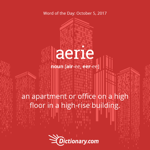 Apartment Meaning: Dictionary.com's Word Of The Day
