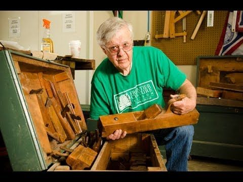 VIDEO: George Lott's Amazing Tool Chests at the Frontier Culture Museum - Part 2 (WoodAndShop.com)