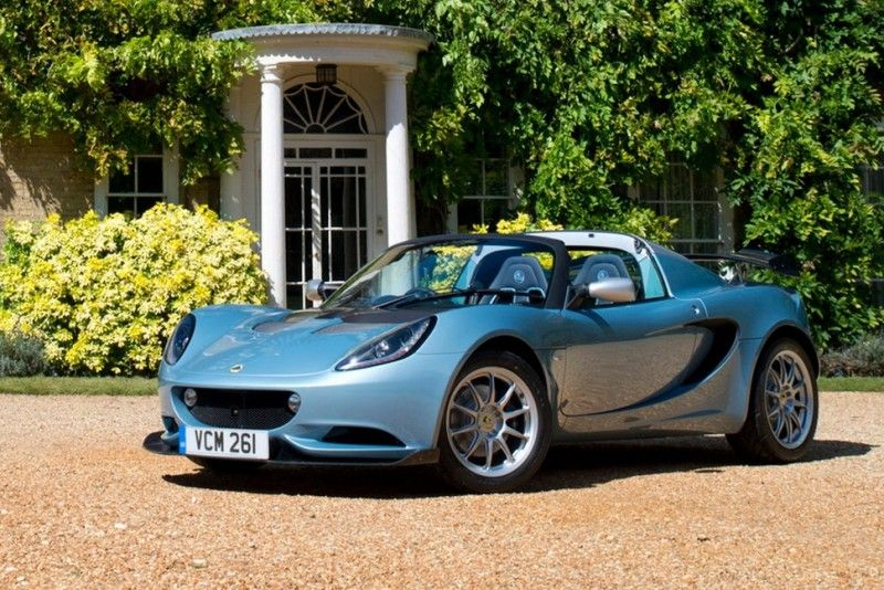 lotus issues a special edition elise for their 50th birthday lotus rh pinterest com