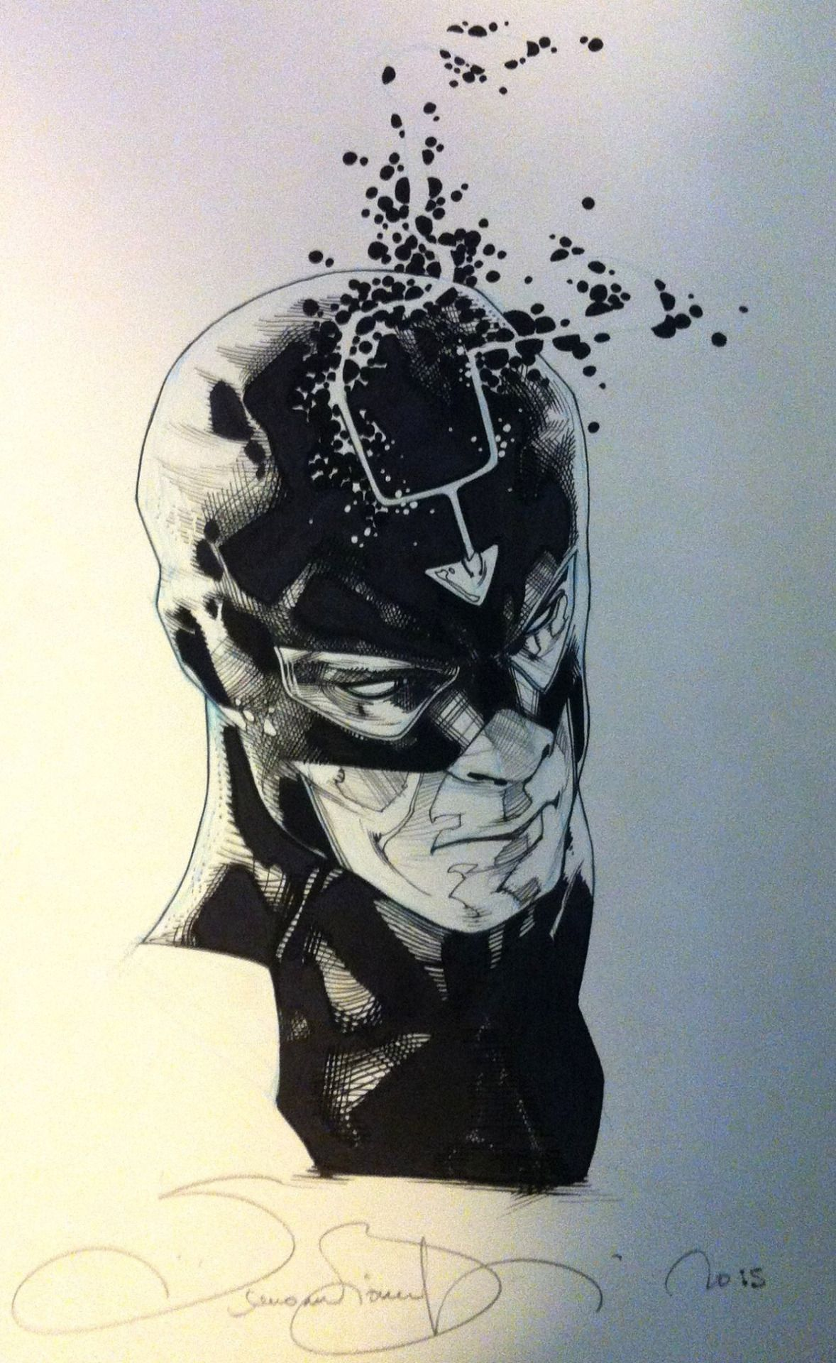 Black Bolt - Simone Bianchi | Comic Stuff | Pinterest | Negro y ...
