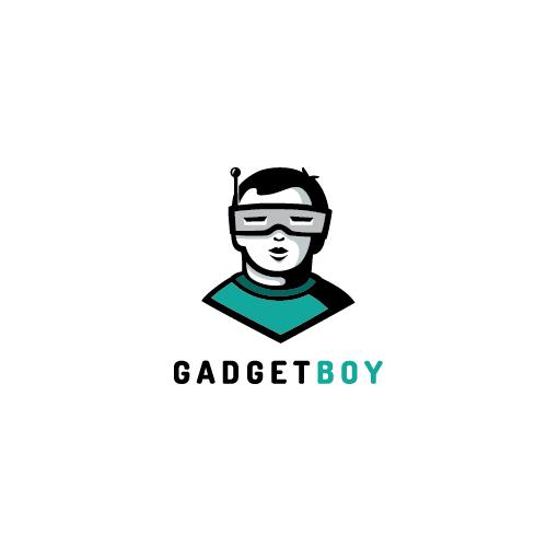 Logo concept for gadget shop | Logo concept, Fashion logo ...