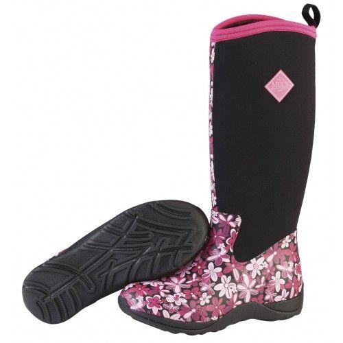 Muck Womens Hot Pink Artic Adventure Boot