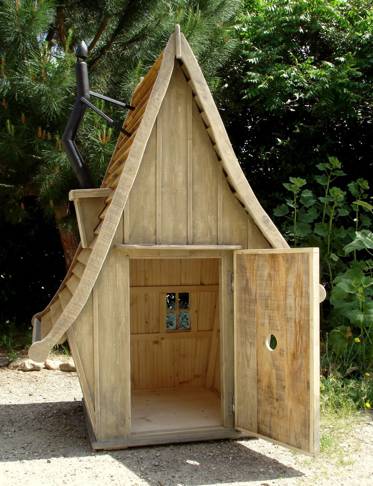 la cabane d 39 alice cabanes cabane bois et cabane pour enfant. Black Bedroom Furniture Sets. Home Design Ideas