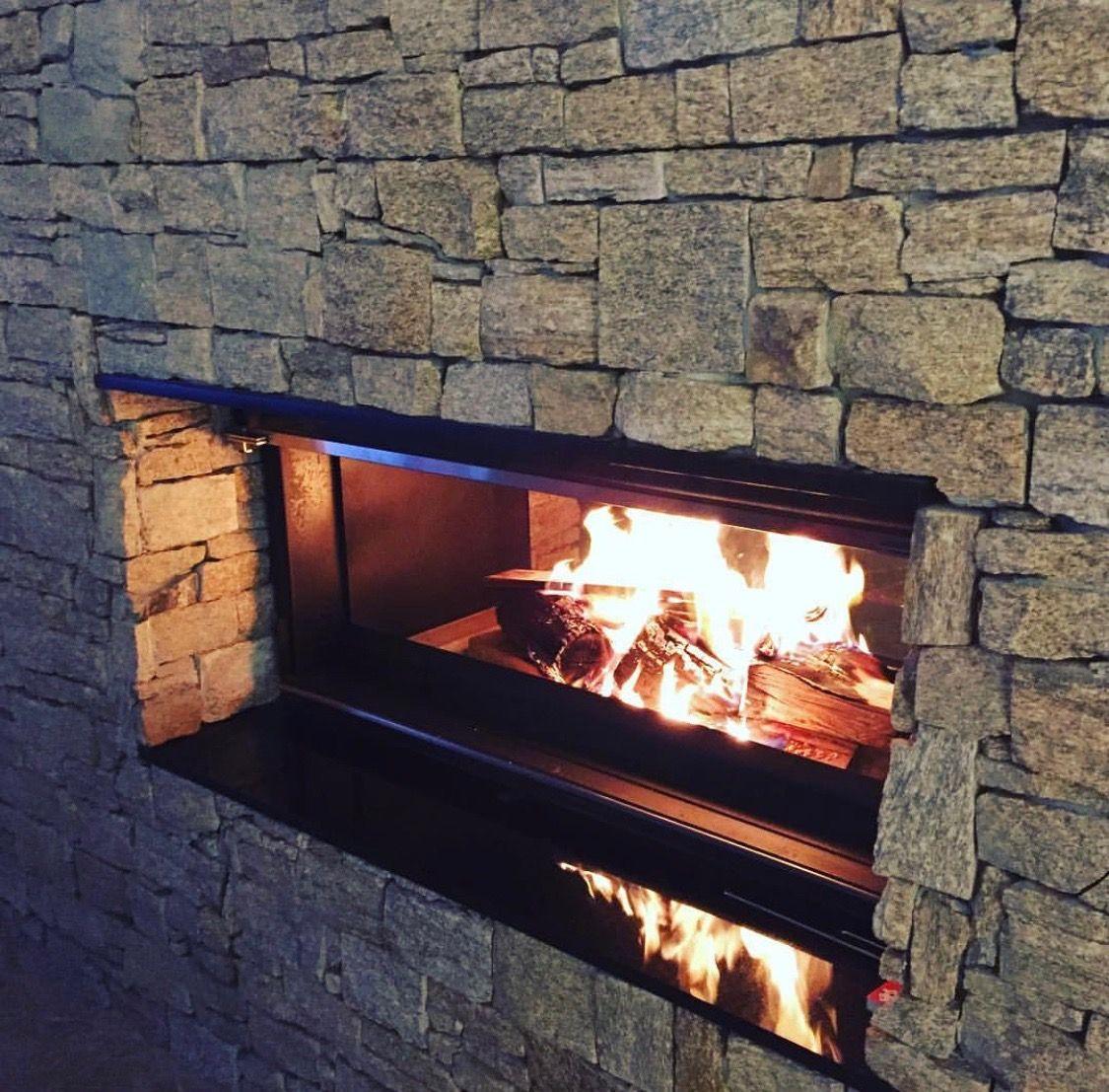 Radiant 1200 Bea Cheminees Philippe Fireplaces Australia The