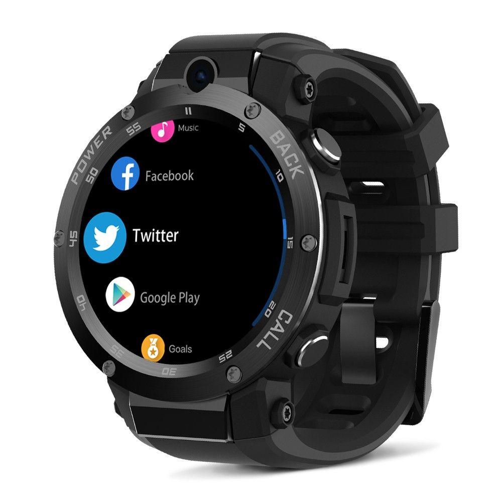Get Zeblaze Thor S 3g Smart Watch Android 5 1os 1 3ghz Quad Core