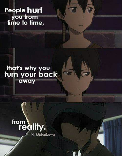 Image about anime in Sword Art Online by ハヤ on We Heart It