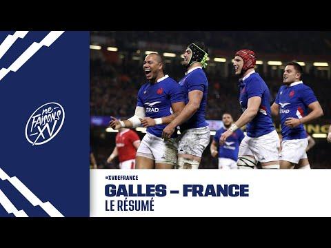 (152) Pays de Galles France Le résumé YouTube in 2020