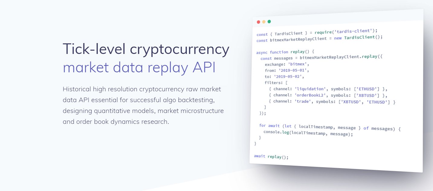 api to get historical cryptocurrency prices