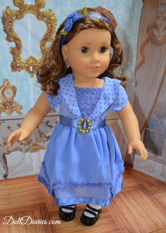 Rebecca in her New Holiday Outfit | Doll Diaries | Pinterest