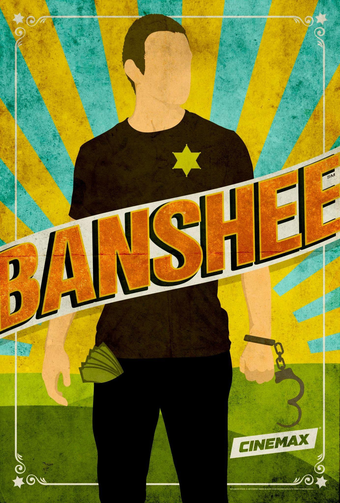 Banshee Séries Tv Poster Affiche Saison 2