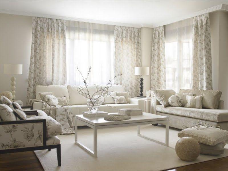 Tips de decoracion con telas ka international la - Decoracion de cortinas ...