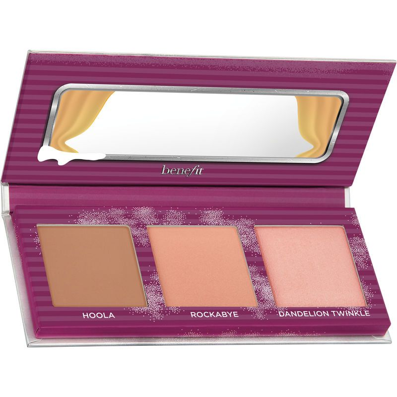 Babe On Board Mini Blush, Bronzer & Highlighter Palette by Benefit #22