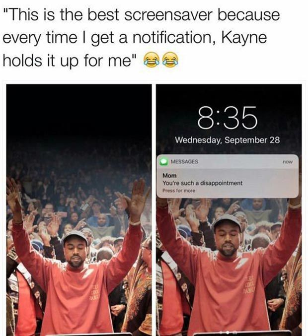Latest Funny Memes 33 Funny Memes & Crazy Pics That'll Tickle Your Soul | Team Jimmy Joe 33 Funny Memes and Crazy Pics That'll Tickle Your Soul ~ best screensavers Kayne notifications 1