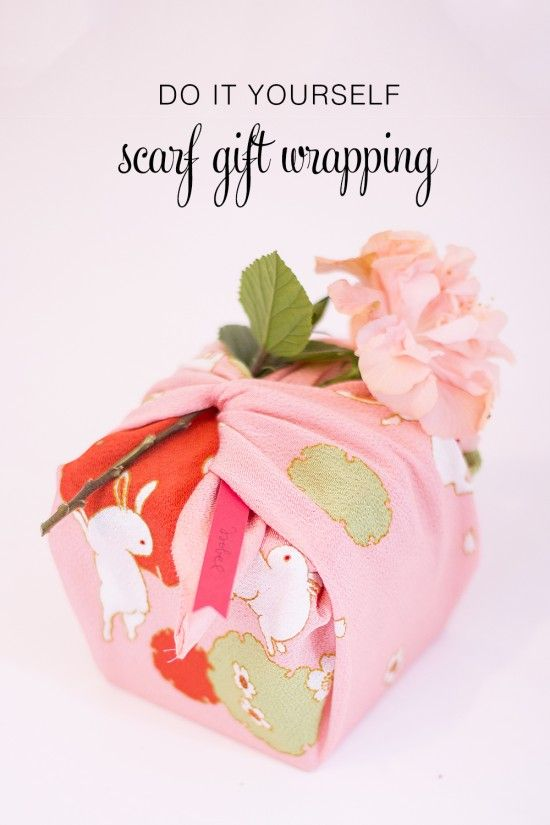 Scarf gift wrapping tutorial tutorials gift and wraps scarf gift wrapping tutorial solutioingenieria Image collections