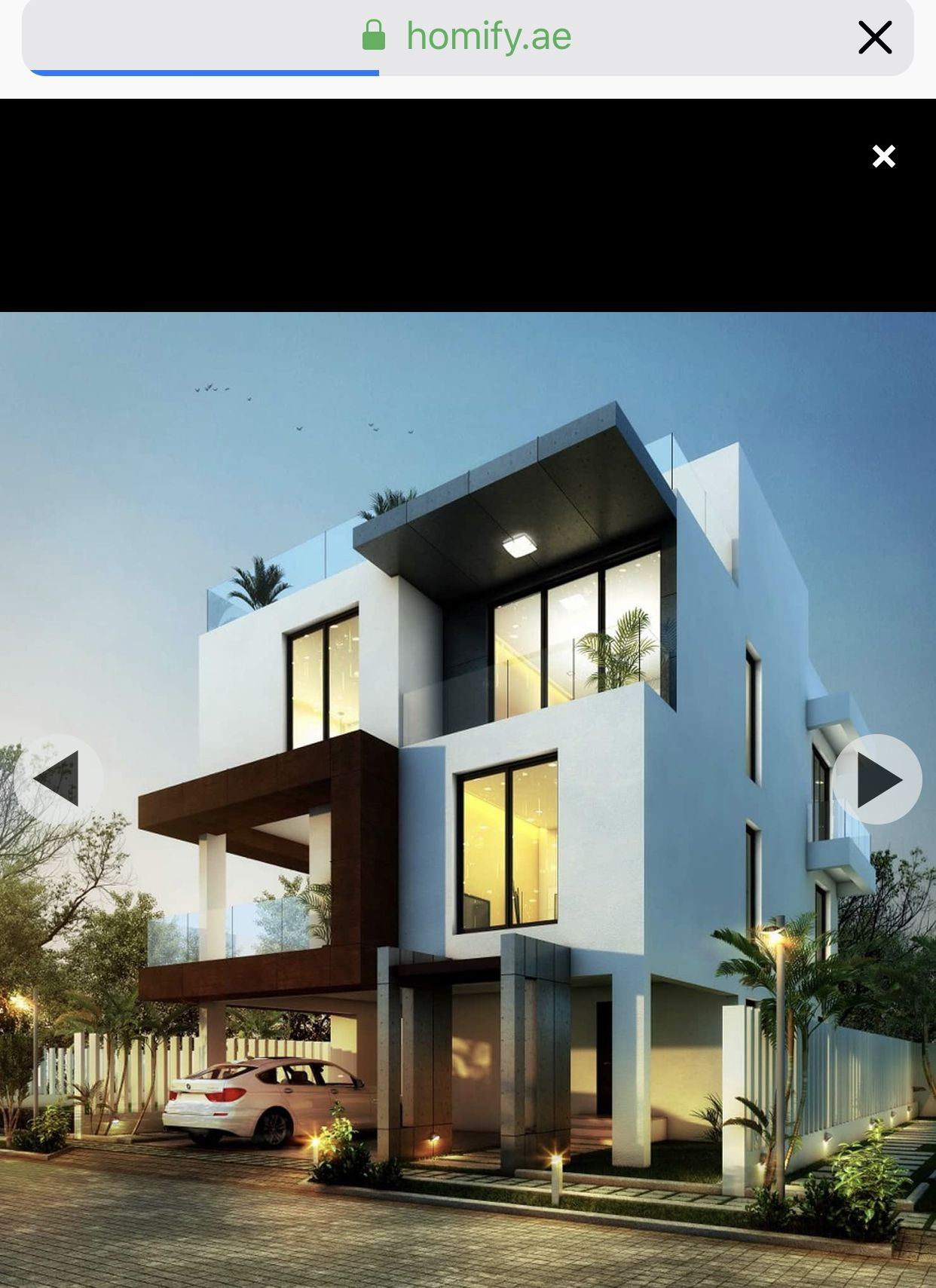 Pin By Nadyah H On Modern Exterior Elevaition House Styles