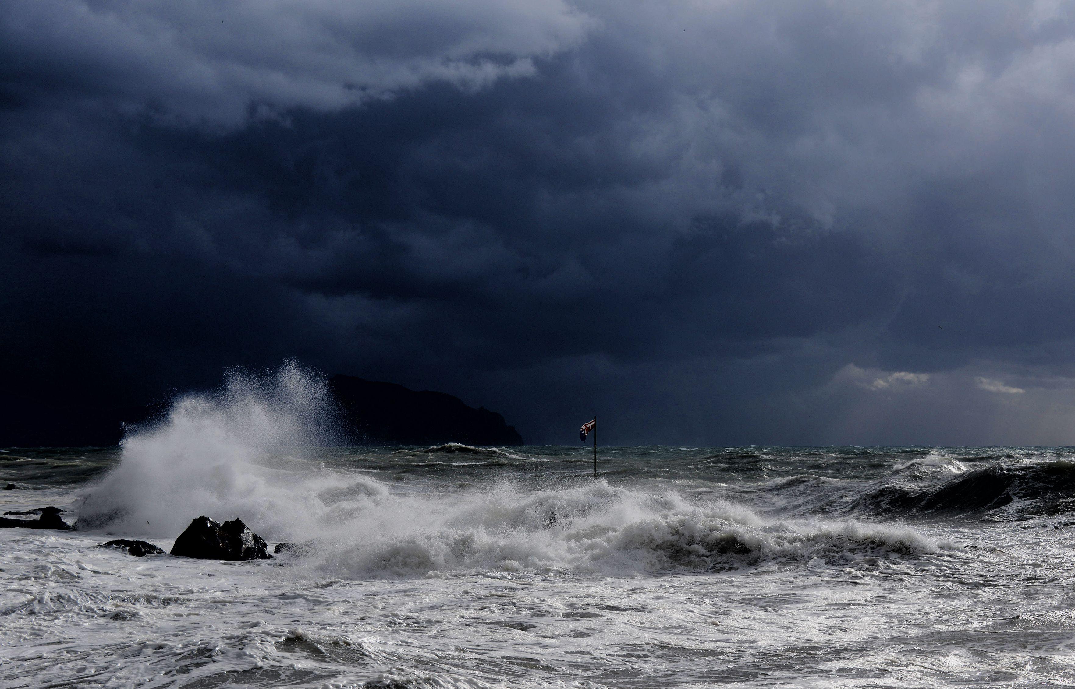 некоторое океан в шторм фото это