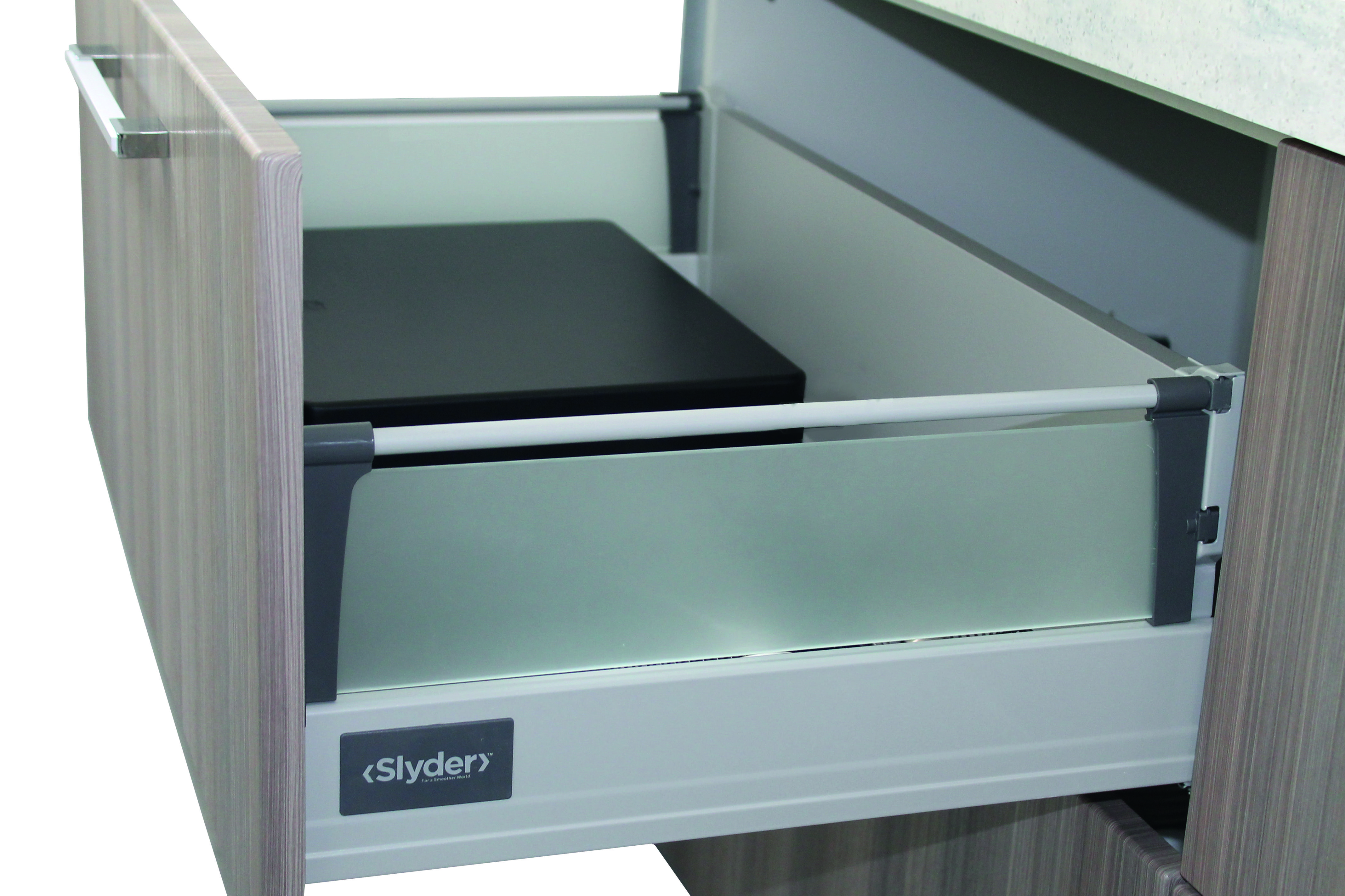 I075 Slyder Series - High Twin Wall Soft-Close Drawer Systems with ...
