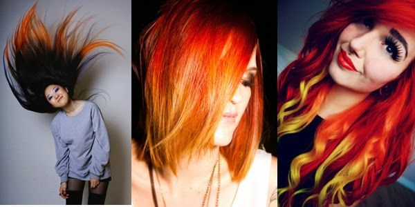 Hair on fire - the sequel! :)