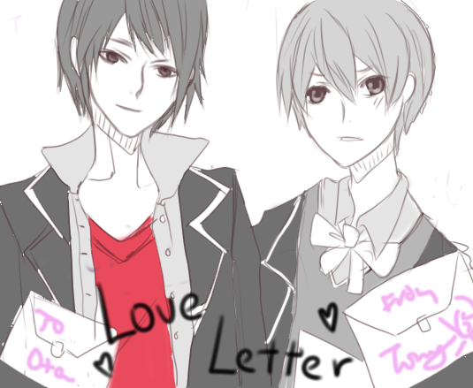 Love Letter To Dear Ota :-D By ~npgpsmay On DeviantART