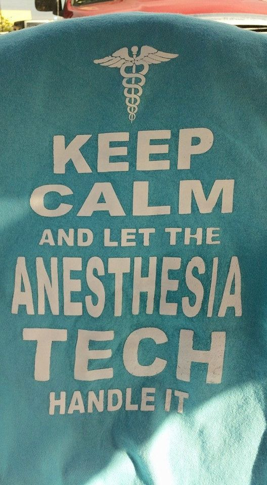Anesthesia Technician Certification Anesthesia Technologist Womens