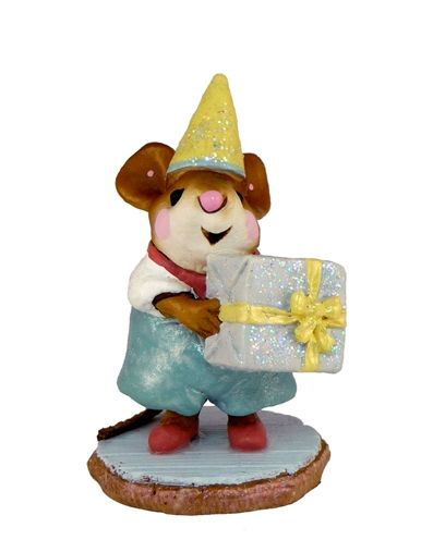 Wee Forest Folk Miniatures Party Boy Party Gifts Happy Party