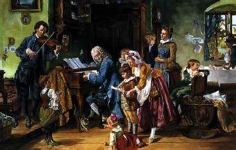 Johann Sebastian Bach. Su música
