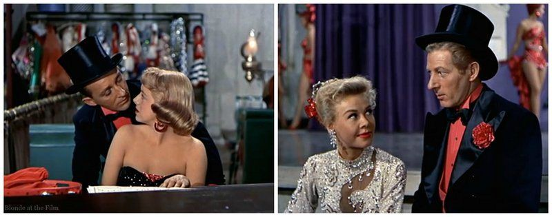 White Christmas: Danny Kaye, Rosemary Clooney, Vera-Ellen, and Bing Crosby