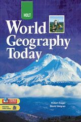 World Geography Today Homeschool Package