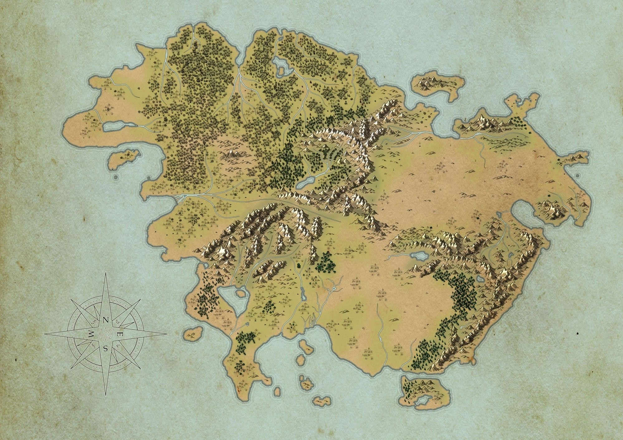 Dragons Map Dungeon Generator Dungeons And