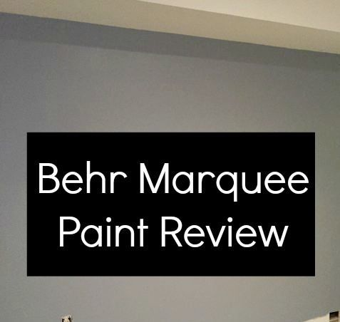 Does Behr Marquee Really Cover In One Coat? Find Out Here! Paint Color: