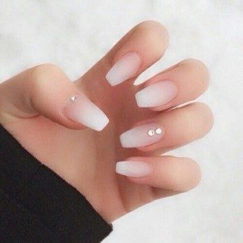 35 Look Types Acrylic Nails Designs For Teens Neutral Nails Acrylic Coffin Nails Designs Diamond Nails